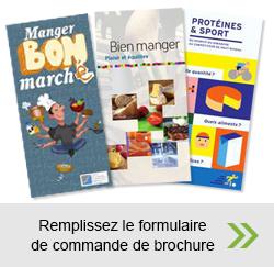 Commander nos brochures